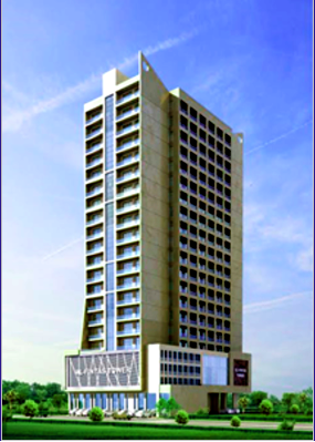 21 Storey Residential Building