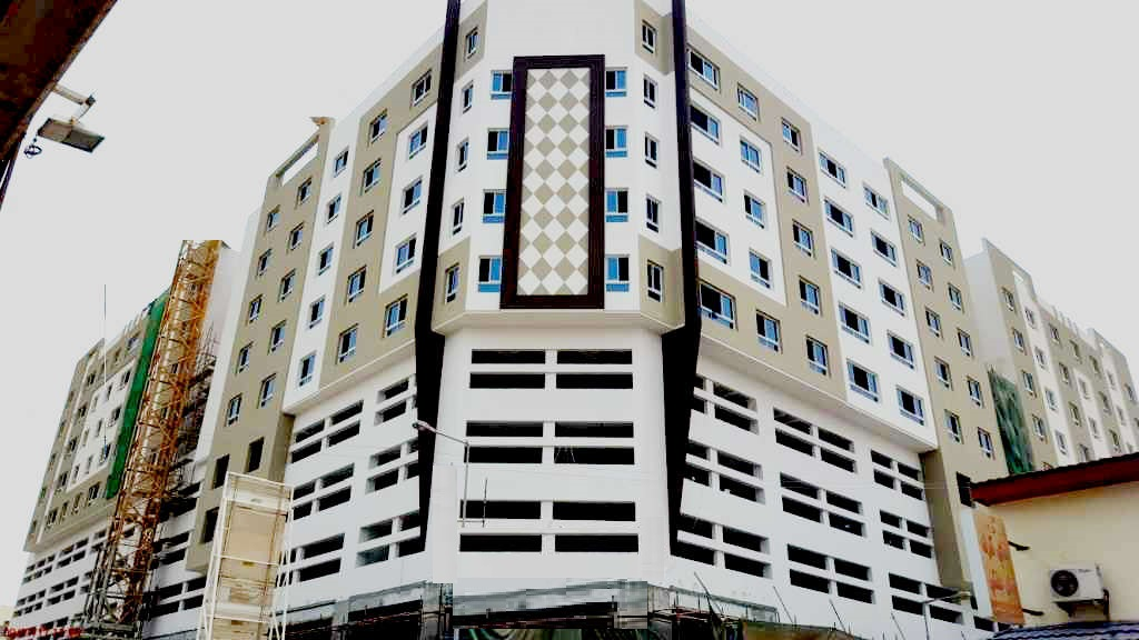 9 Storey Commercial & Residential Building