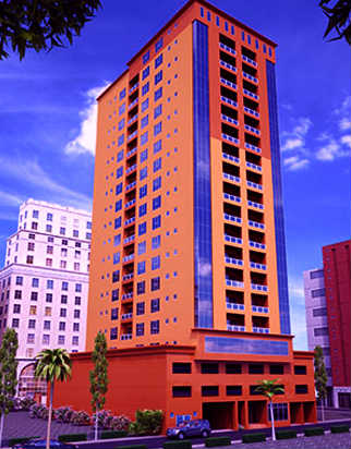 20 Storey Residential Building At Hoora
