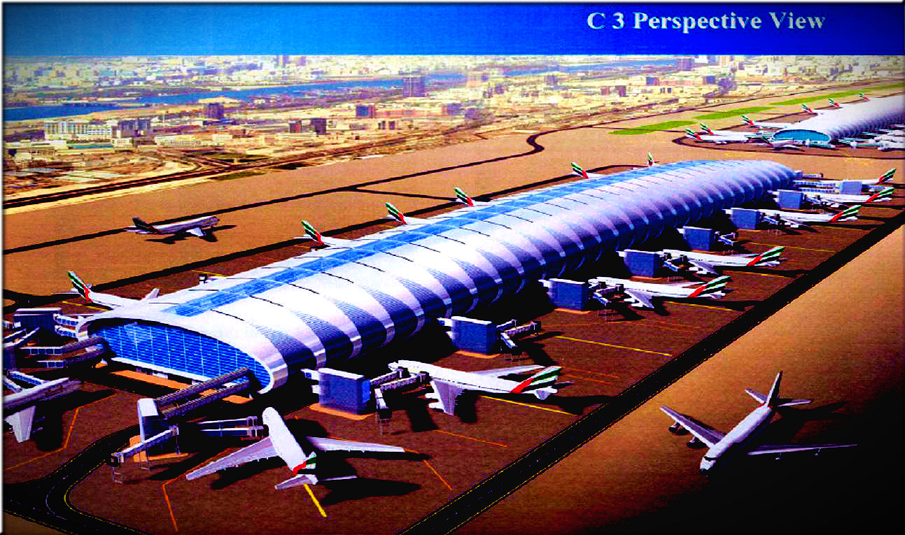 Dubai International Airport Expansion