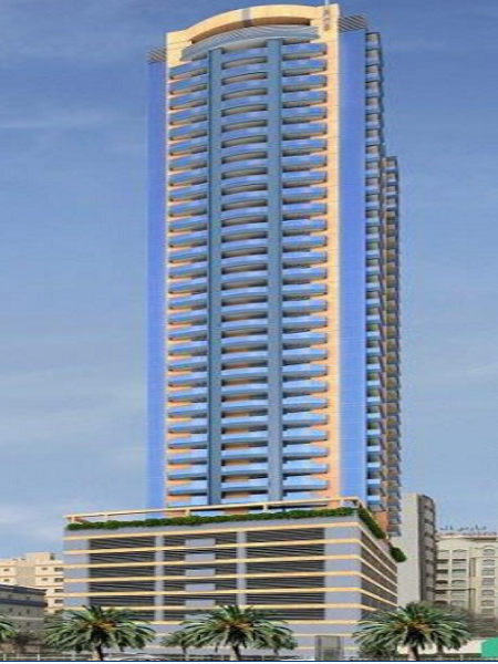 Aya Tower- 37 Storey Residential Building at Hoora