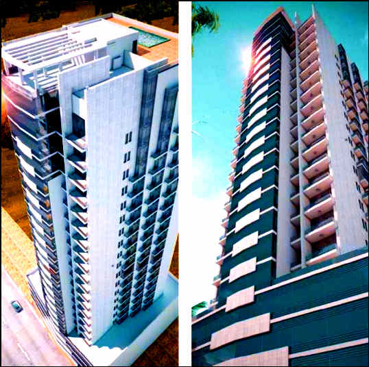 22 Storey Building at Juffair (Jana Tower)