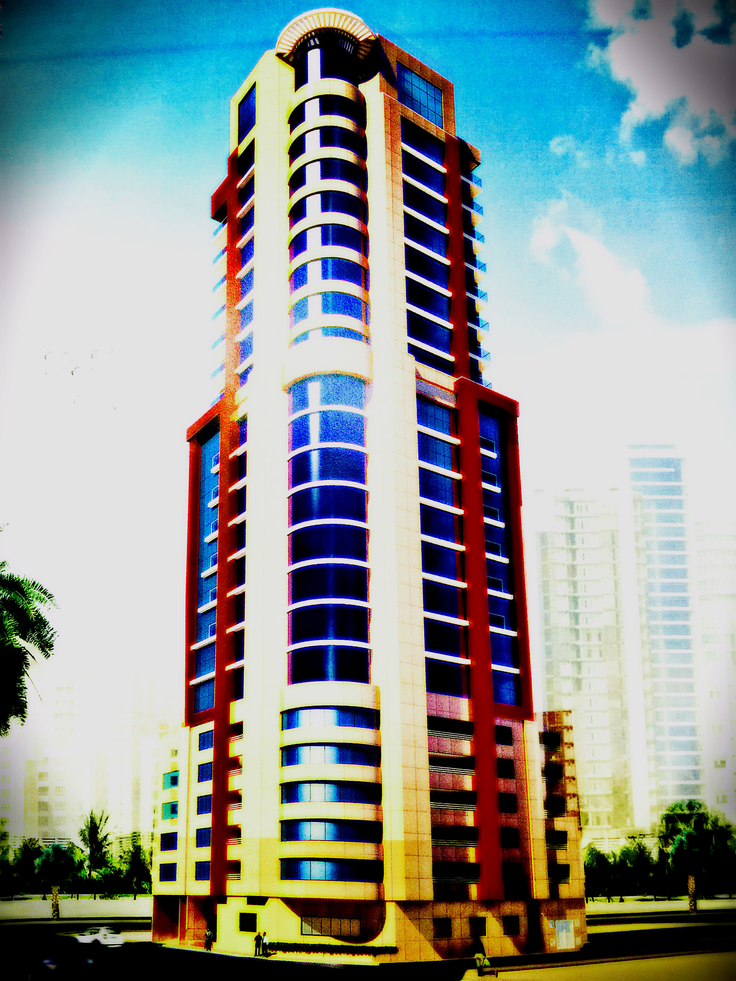 Amfa Tower